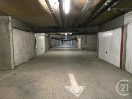 Parking à vendre - 12 m2 - PARIS - 75019 - ILE-DE-FRANCE